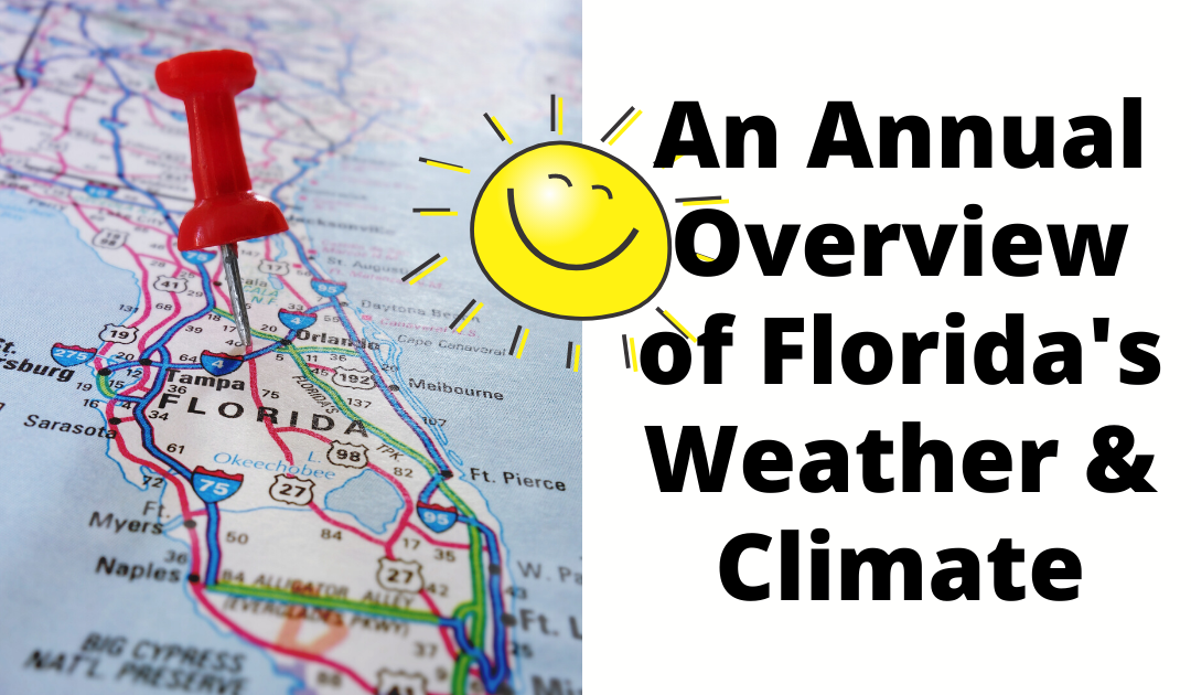 Florida's Annual Weather Overview